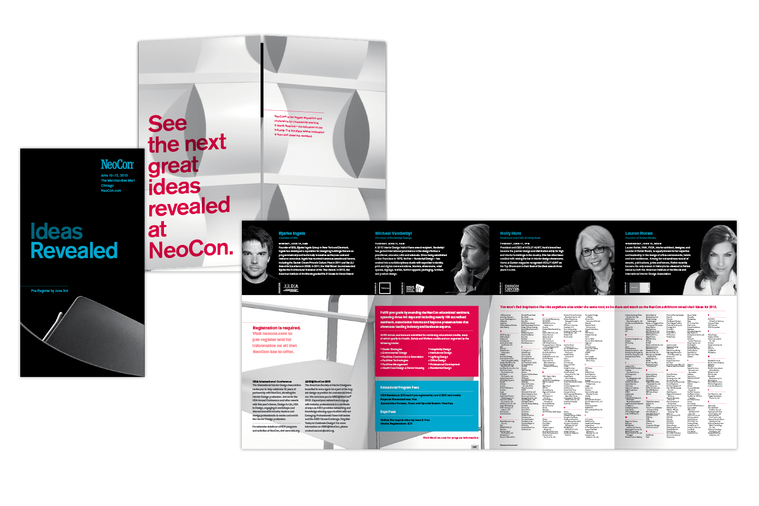 NeoCon – Ideas Revealed – GD Squared